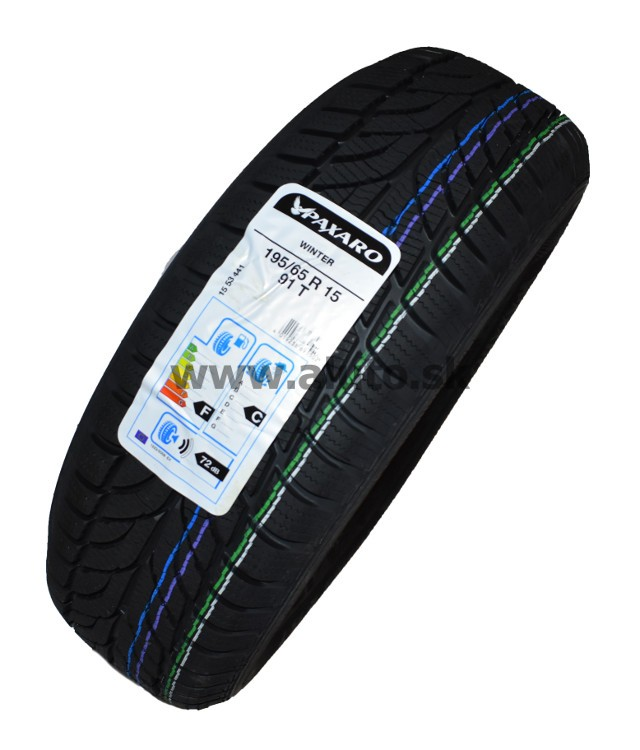 Paxaro 195/65 R15 PAXARO WINTER [91] T
