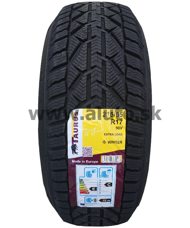 Taurus 215/55 R17 WINTER [98] V XL