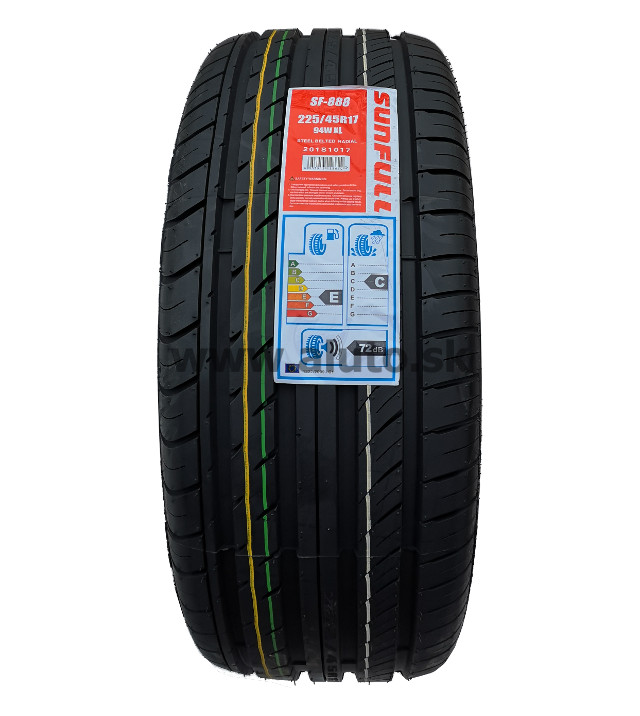 SUNFULL SF888 225/45 R17 XL 94W