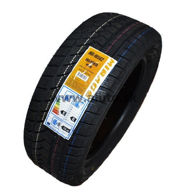 Mirage 195/50 R15 MR-W562 86H XL