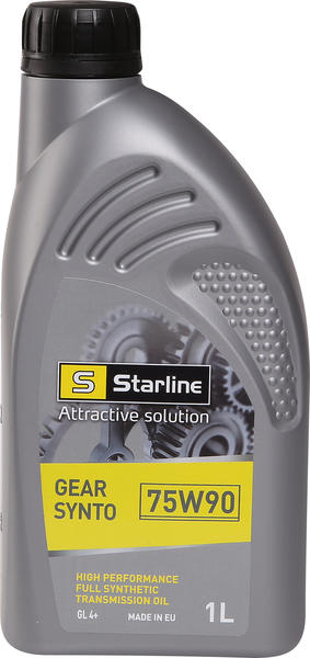 Starline GEAR SYNTO 75W/90 - 1L