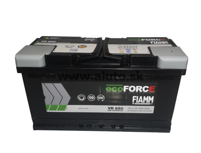 Fiamm ECOFORCE AGM 12V 95Ah 850A